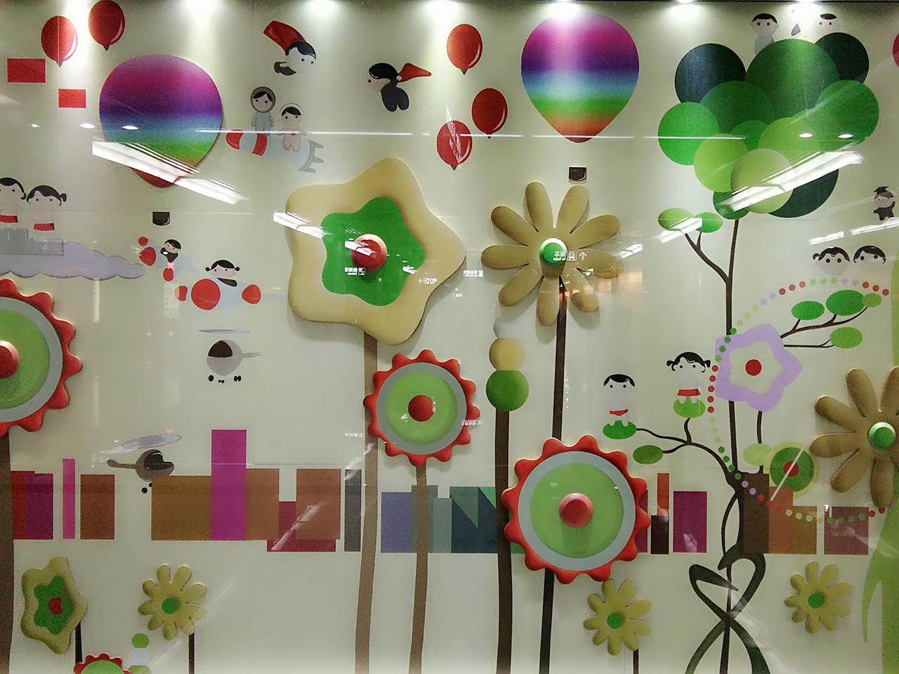幼儿园环境创设应该注意什么图片